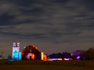 """São Miguel das Missões """"Sonido y Luz"""""""